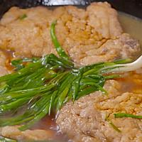 【葱㸆大排】一把小葱,烧出上海最经典的下饭菜!的做法图解4