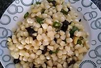 青椒木耳玉米的做法