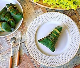 #爽口凉菜,开胃一夏!#原味粽子的做法