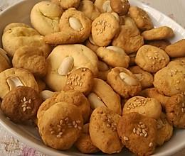 家常烤饼干(无黄油)的做法