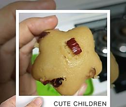 一次性成功的红糖枣糕的做法