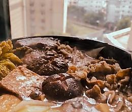 懒人版寿喜锅 |暖心好物尽在这一锅(非味淋版本)的做法