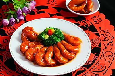如意虾#盛年锦食.忆年味#