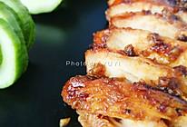 香煎鸡胸肉(蜂蜜蒜香)的做法