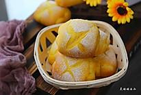 南瓜面包卷儿的做法