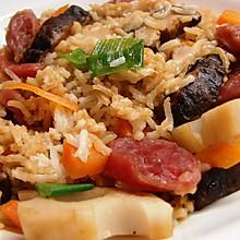媲美大排档的粤式砂锅饭(铸铁锅版)