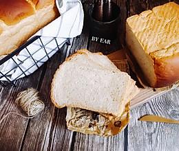 英式奶茶炼乳吐司(波兰种)超软面包早餐的做法