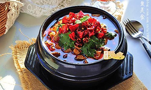 冬季最爱的经典下饭菜【香辣嫩滑的水煮牛肉】的做法