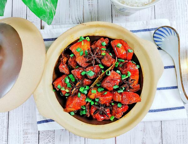 红烧肉肥而不腻~香糯下饭的做法