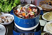 羊肉火锅,让你吃出奶味椰香#好吃不上火#的做法