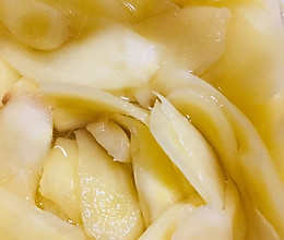 糖醋子姜~寿司姜的做法