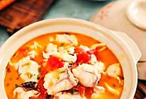 酸酸甜甜,好似初恋的番茄鱼的做法