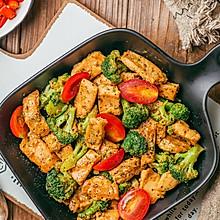 ㊙️减肥餐也能巨好吃的黑椒鸡胸肉❗️