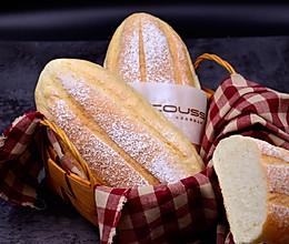 牛奶哈斯面包的做法