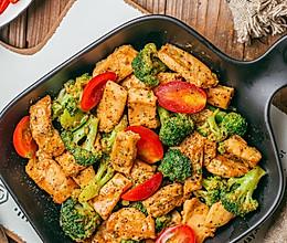 ㊙️减肥餐也能巨好吃的黑椒鸡胸肉❗️的做法