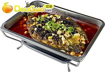 巫山烤鱼之豆豉烤鱼