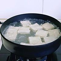 #憋在家里吃什么#茄汁鹌鹑蛋酿豆腐的做法图解4