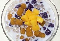 芋圆椰汁西米露~超详尽版的做法