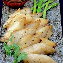 香煎鲷鱼柳