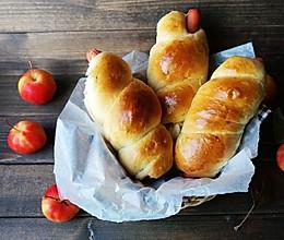 超级美味的【火腿面包卷】的做法