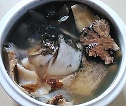 治头痛—天麻川弓白芷的做法