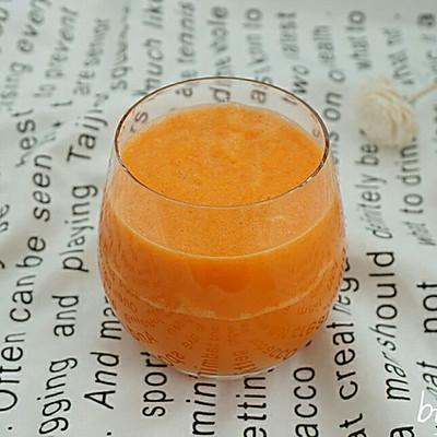 【减肥蔬菜汁】胡萝卜汁