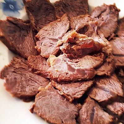 私厨酱香卤牛肉(不可或缺的酱牛肉)