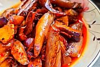 #中秋团圆食味#快手牛肉酱茄子的做法