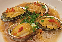 小白也能出大菜—-蒜蓉粉丝蒸鲍鱼的做法