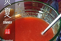 胡萝卜番茄汁的做法