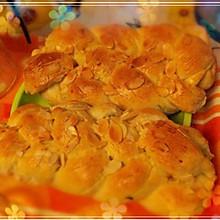 杏仁奶香早餐包