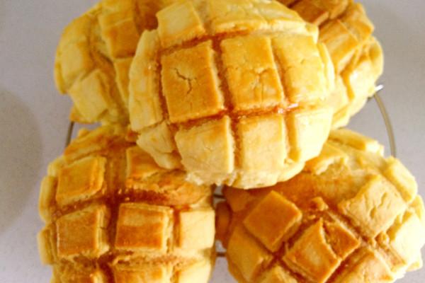 菠萝包酥皮的做法