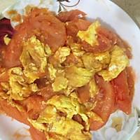 黄金西红柿炒蛋的做法图解5