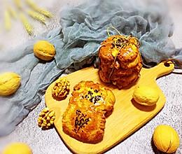 中式甜点~核桃酥的做法