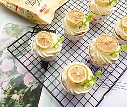 女神节杯子蛋糕的做法