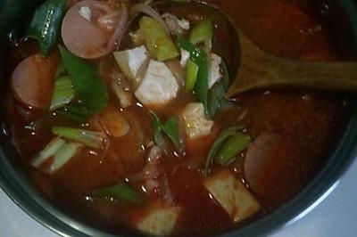 【日韩料理】泡菜锅