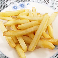 薯条——空气炸锅烹饪的做法图解3