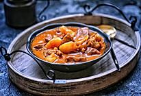 红烩牛腩—年夜菜的做法