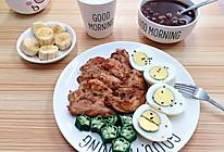 鸡胸肉低脂餐的做法
