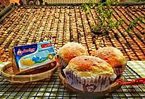 椰浆软面包#安佳黑科技易涂抹软黄油#的做法