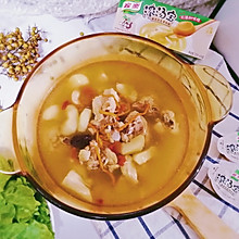 椰子鸡汤火锅