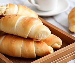 日式咸面包的做法