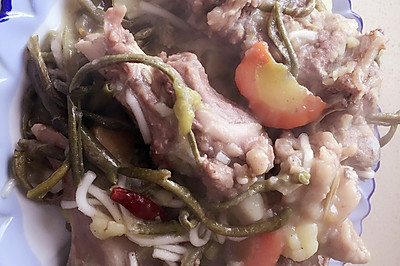 炖羊肉之内蒙古做法