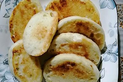 懒人(早餐)香煎馒头片