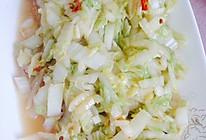 炒大白菜的做法
