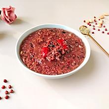 #快手又营养,我家的冬日必备菜品#红枣杂粮八宝粥