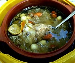 初秋润燥汤的做法