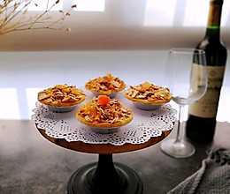 #秋天怎么吃#酸奶蛋挞的做法