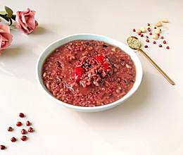 #快手又营养,我家的冬日必备菜品#红枣杂粮八宝粥的做法