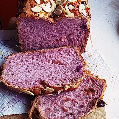 面包机 紫薯面包